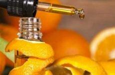 Свойства эфирного масла апельсина