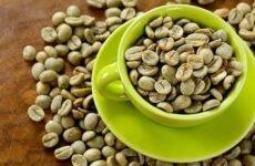 Полезные свойства зеленого кофе