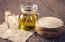 Масло кунжута — польза для организма