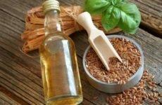 Масло семян льна — полезные свойства