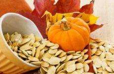 Семена тыквы — польза и вред