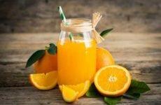 Свежевыжатый сок из апельсинов — польза и вред