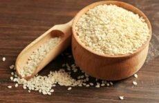 Как принимать семена кунжута для похудения