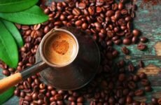 Польза и вред черного кофе