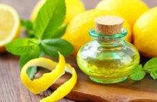 Целебные свойства эфирного масла лимона