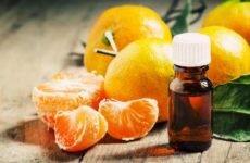 Польза эфирного масла мандарина