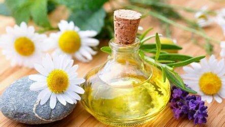 Натуральное эфирное масло ромашки