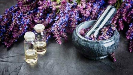 Эфирное масло шалфея для здоровья